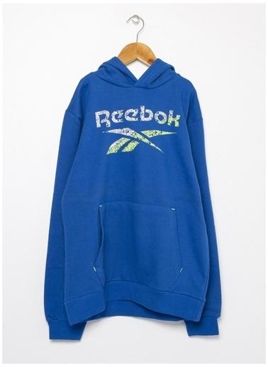 Reebok Sweatshirt Mavi